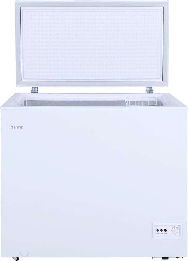 Galanz 5.0 Cu. Ft. White Chest Freezer-GLF50CWED01
