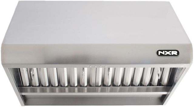 "NXR 48"" Stainless Steel Professional Style Under Cabinet Range Hood-RH4801"