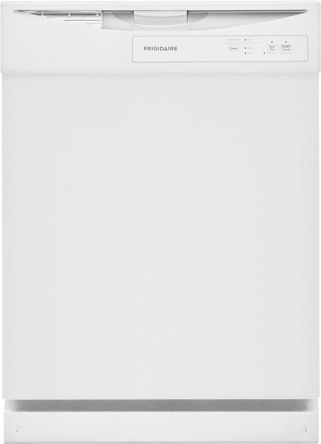 Frigidaire® 24'' White Built-In Dishwasher-FDPC4221AW