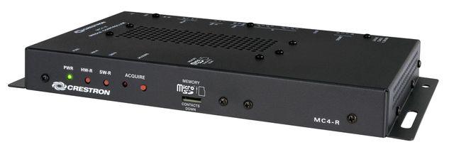 Crestron® MC4-R 4-Series Control System-MC4-R