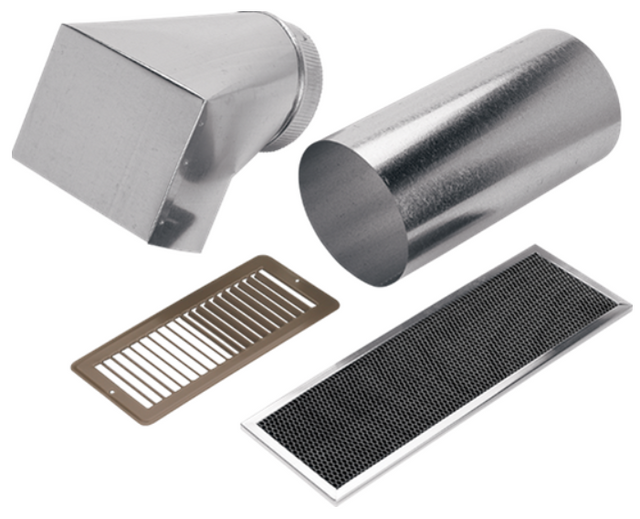 Broan® Non-Ducted Recirculation Kit-358NDK