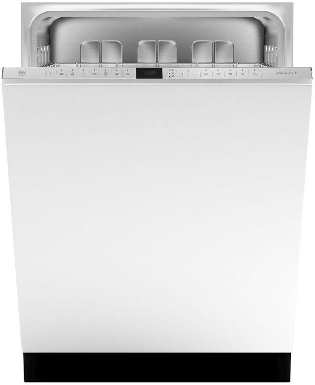 "Bertazzoni Professional Series 24"" Panel Ready Built In Dishwasher-DW24PR"
