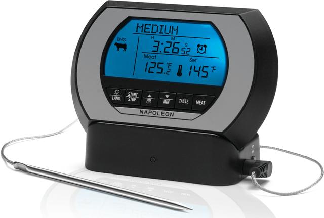 Thermomètre numérique Napoleon® - Noir-70006