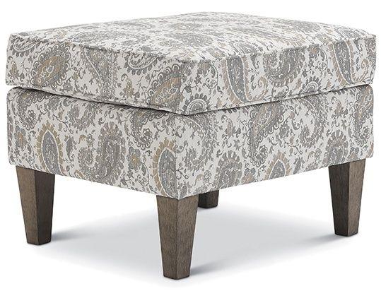 Best Home Furnishings® 0004 Ottoman-0004R
