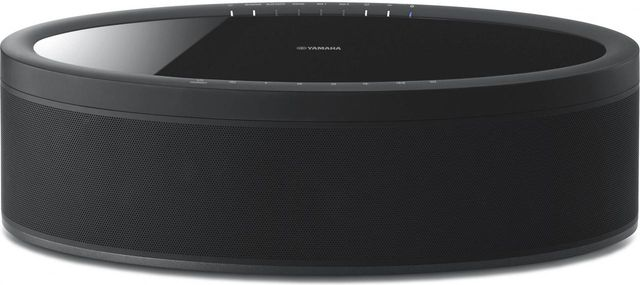 Yamaha MusicCast 50 Black Wireless Speaker-WX-051BL