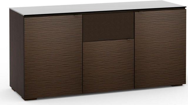 Salamander Designs® Berlin 336 AV Cabinet-Textured Wenge-C/BL336/WE