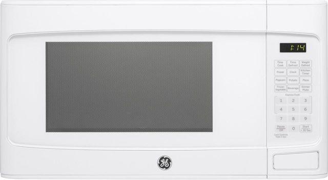 GE® Countertop Microwave Oven-White-JES1145DLWW