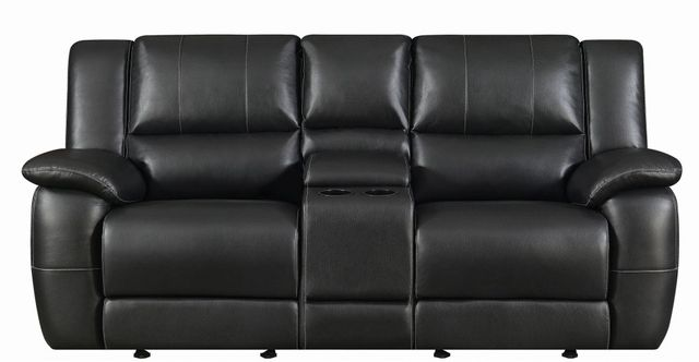 Coaster® Lee Double Reclining Gliding Loveseat-601062