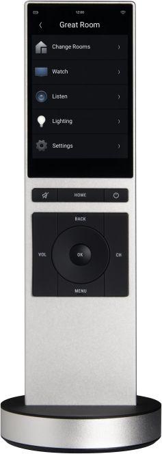 Control4® Neeo SIlver Remote Home Controller-NE-RMT-AS