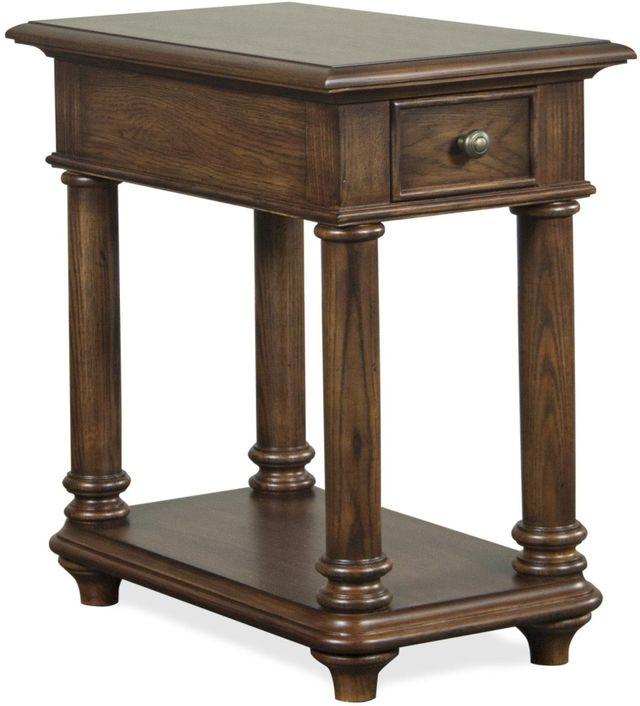 Riverside Furniture Tegan Chair Side Table-40612