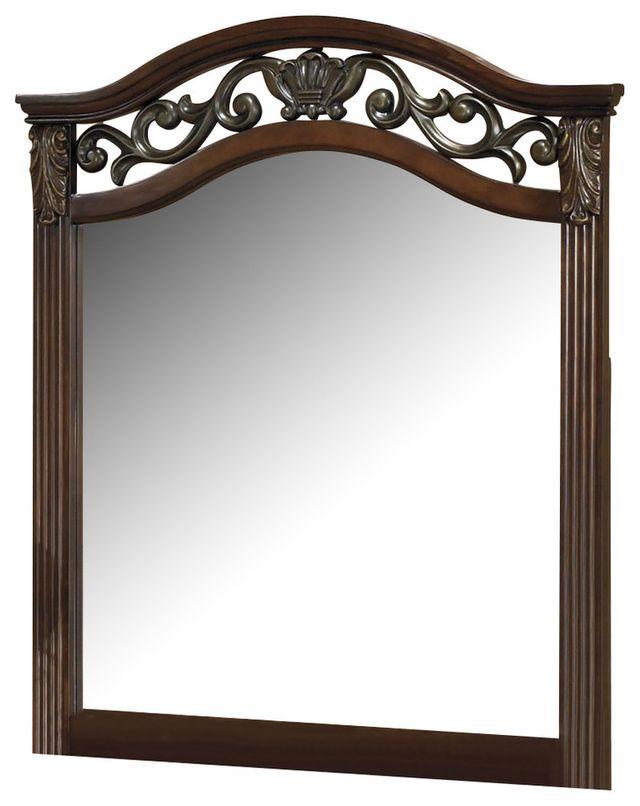 Signature Design by Ashley® Leahlyn Warm Brown Bedroom Mirror-B526-36