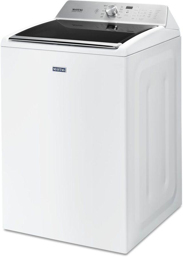 Maytag® 5.2 Cu. Ft. White Top Load Washer-MVWB865GW