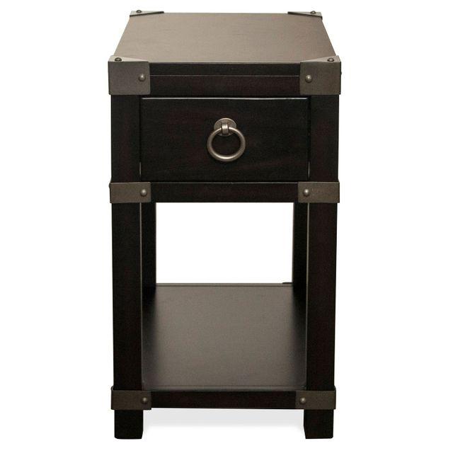 Riverside Furniture Myra Chairside Table-59212
