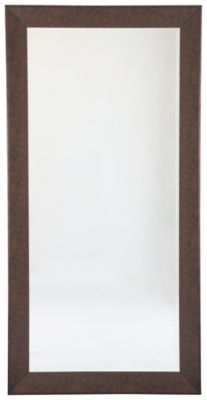 Signature Design by Ashley® Duha Brown Accent Mirror-A8010079
