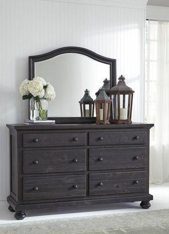 Sharlowe Bedroom Mirror-B635-36