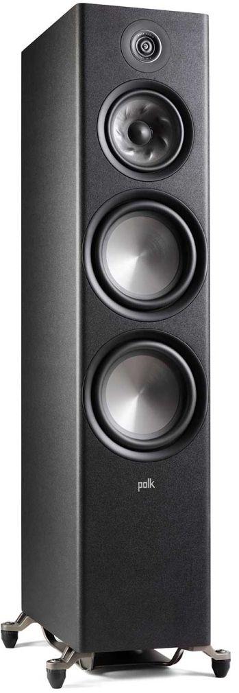 Polk Audio® R700 Black Tower Speaker-300035-01-00-005