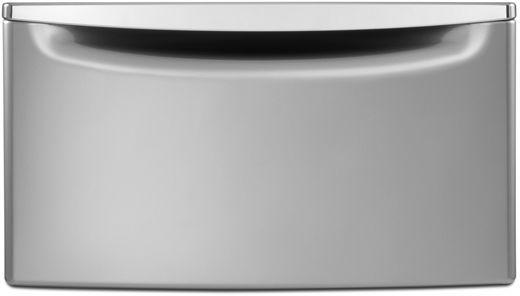 "Whirlpool 123® 15.5"" Laundry Pedestal-Chrome Shadow-XHPC155YC"