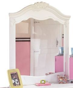 Signature Design by Ashley® Exquisite White Youth Bedroom Mirror-B188-26