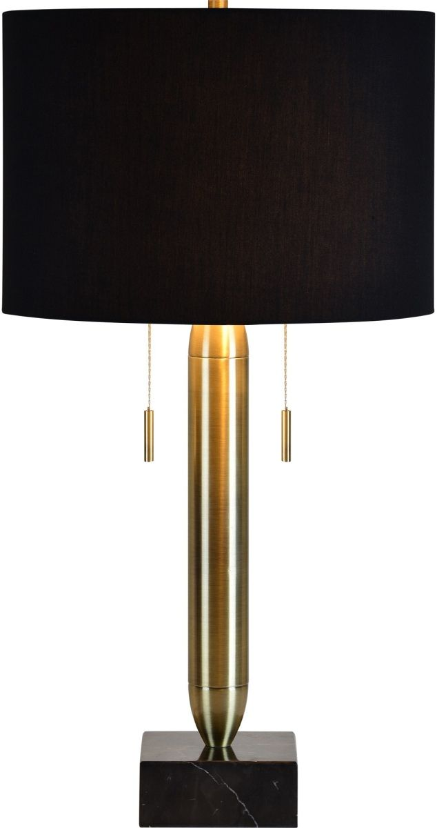 Renwil® Dalliance Antique Brass Table Lamp-LPT1126