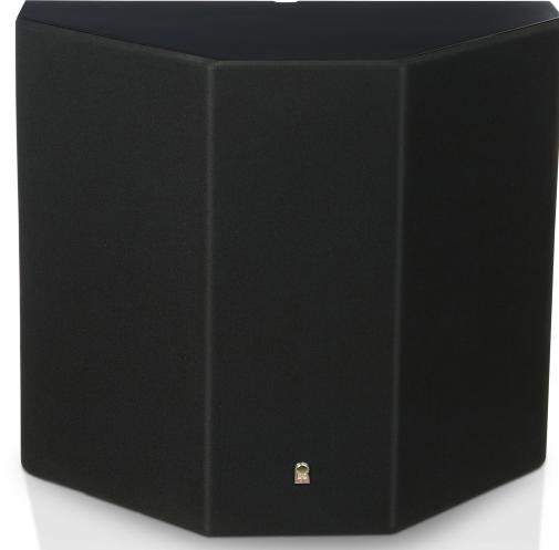 "Revel Performa3 Loudspeaker Series 6.5"" 2-Way Surround Loudspeaker-Matte Black-S206MB"