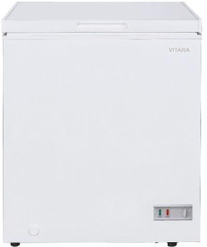 Vitara 7 Cu. Ft. White Chest Freezer-VCCF0700W1