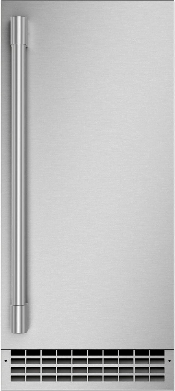 """Monogram® 15"""" Stainless Steel Ice Maker Door Kit-ZIP85SS"""