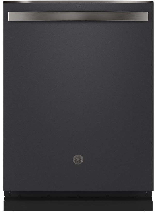 """GE® 24"""" Black Slate Built In Dishwasher-GDT665SFNDS"""
