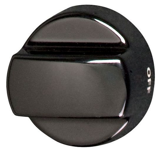 Wolf® Black Outdoor Grill Knob-825148