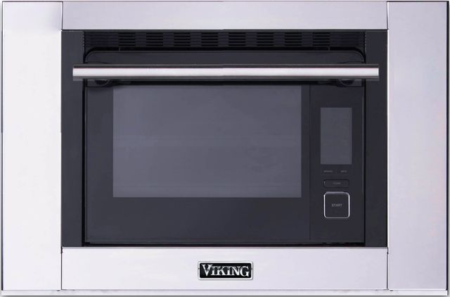 """Viking® Professional 5 Series 30"""" Built-In Combi Steam/Convect Oven-Stainless Steel-MVSOC530SS"""