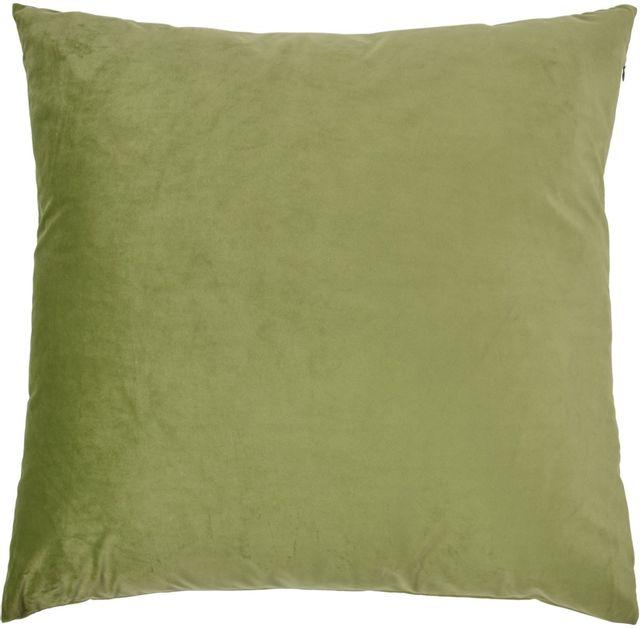 Coussin décoratif Malcolm, vert olive, Renwil®-PWFL1330