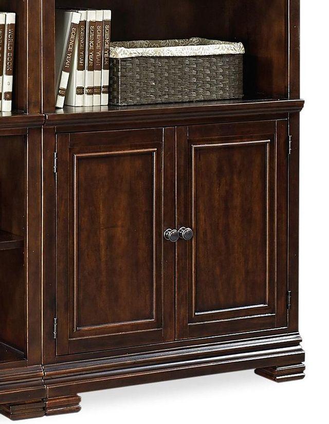 Aspenhome® Weston Brown Ale Door Bookcases-I35-332