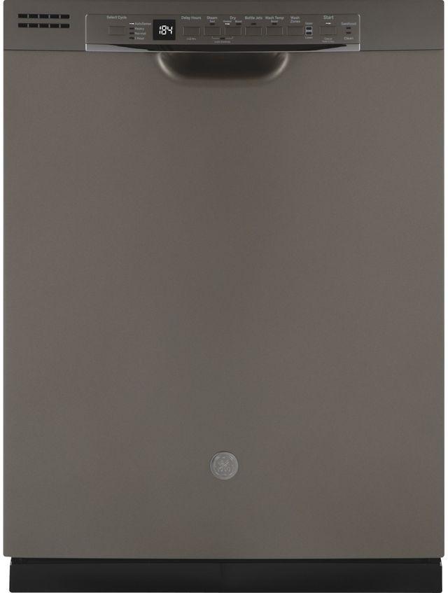 """GE® 24"""" Built In Dishwasher-Slate-GDF630PMMES"""