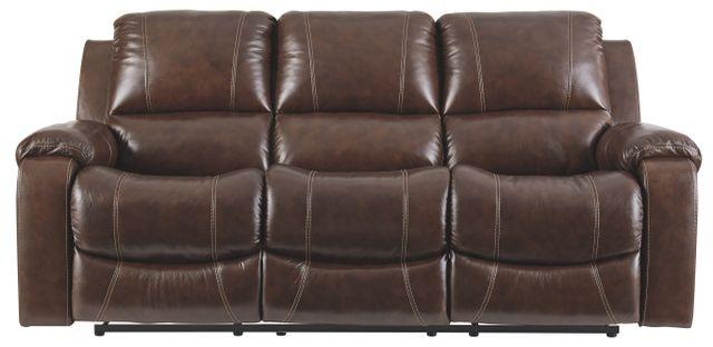 Canapé inclinable Rackinburg, brun, Signature Design by Ashley®-U3330188