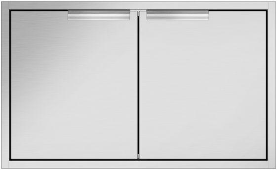 "DCS 35.94"" Brushed Stainless Steel Bulit In Access Doors-ADN1-20X36"
