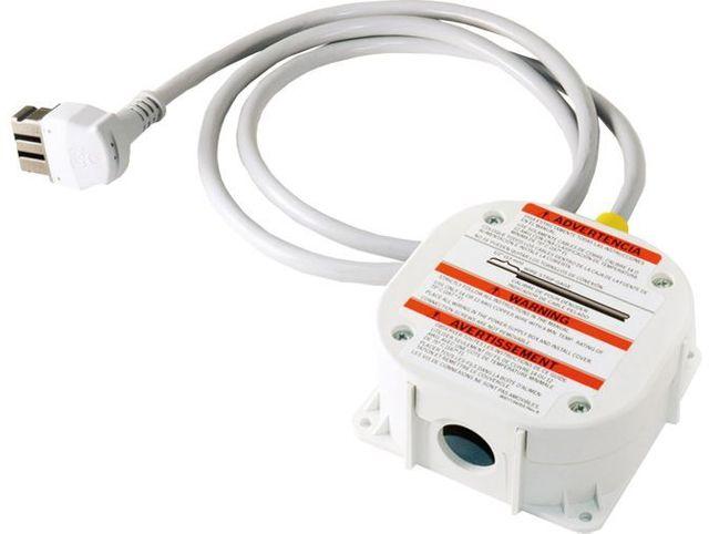 Bosch White Dishwasher Powercord with Junction Box-SMZPCJB1UC