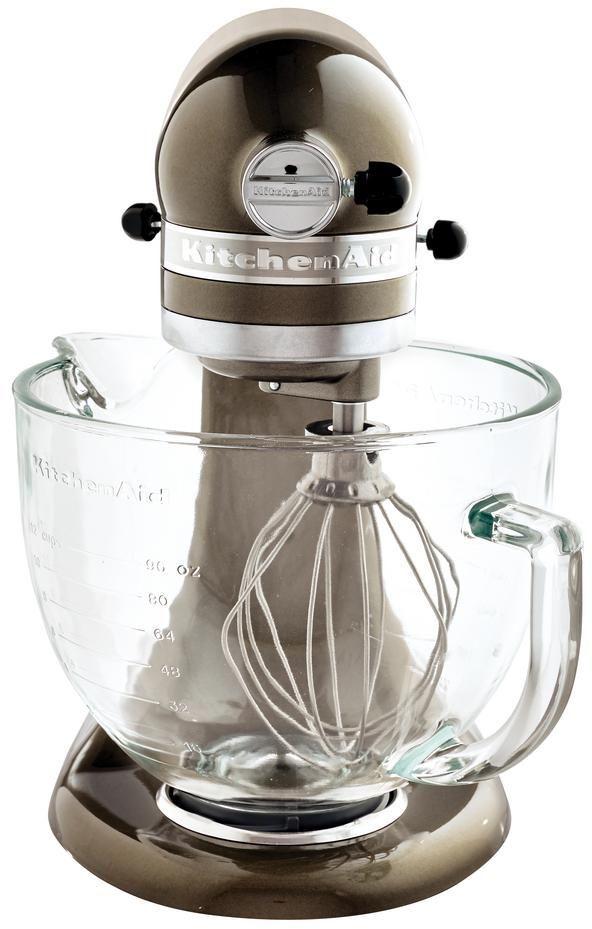 KitchenAid® Artisan® Design Series Truffle Dust Stand Mixer-KSM155GBTD