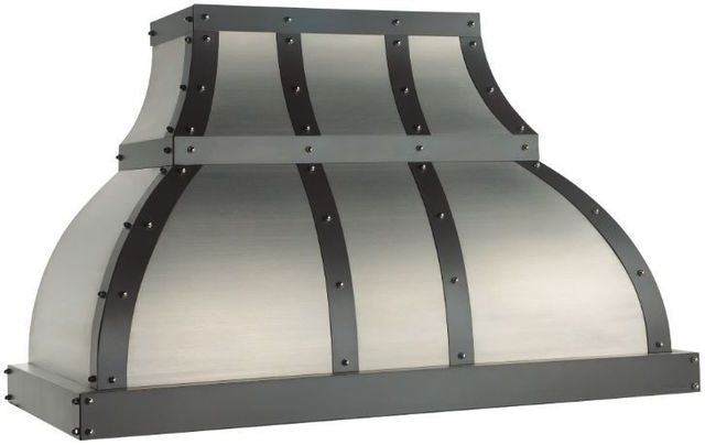 """Vent-A-Hood® Designer Series 48"""" Wall Mount Range Hood-JCH148/B1"""