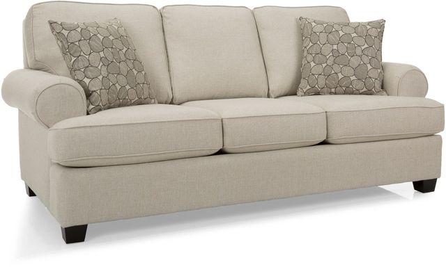 Decor-Rest® Furniture LTD Beige Sofa-2285