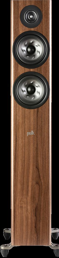 """Polk Audio Reserve R500 5.25"""" Compact Floorstanding Loudspeaker-R500 Brown"""