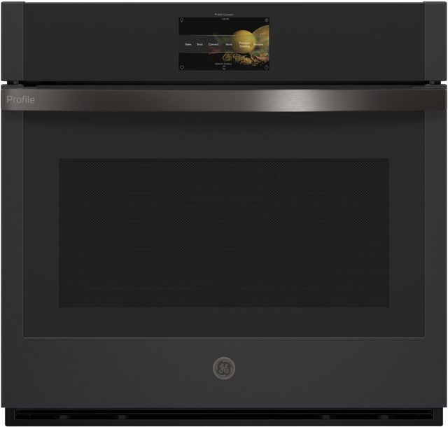 """GE Profile™ 29.75"""" Black Slate Electric Built-In Single Oven-PTS7000FNDS"""