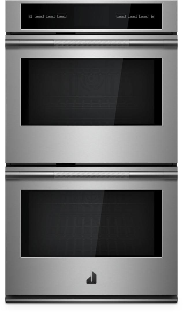 """JennAir® RISE™ 30"""" Stainless Steel Electric Double Oven Built In-JJW3830IL"""