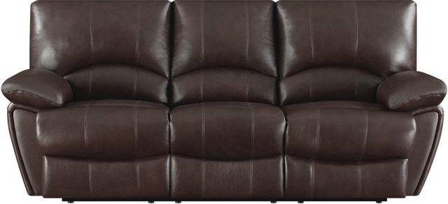 Coaster® Clifford Double Reclining Sofa-600281