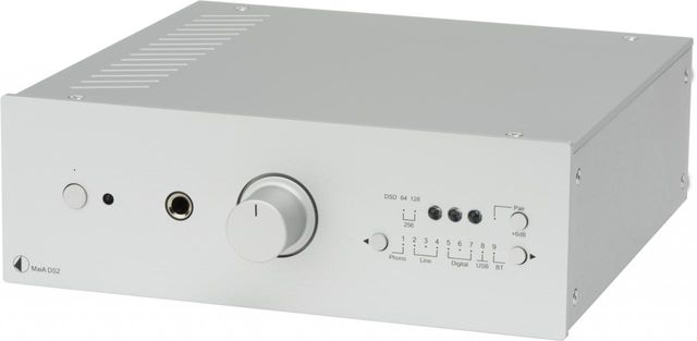 Pro-Ject MaiA DS2 Silver Integrated Amplifier-MaiA DS2-SV