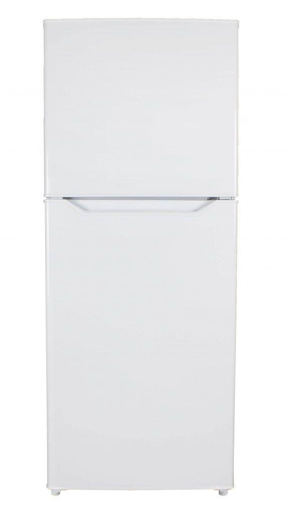 Danby® 10.1 Cu. Ft. White Apartment Size Top Freezer Refrigerator-DFF101B1WDB