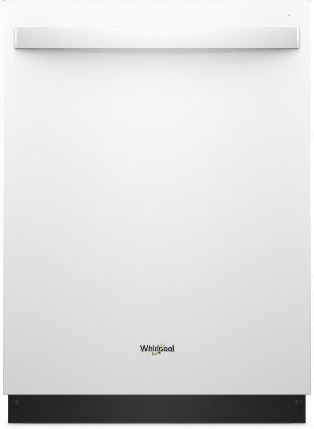 "Whirlpool® 24"" Built In Dishwasher-White-WDT750SAHW"