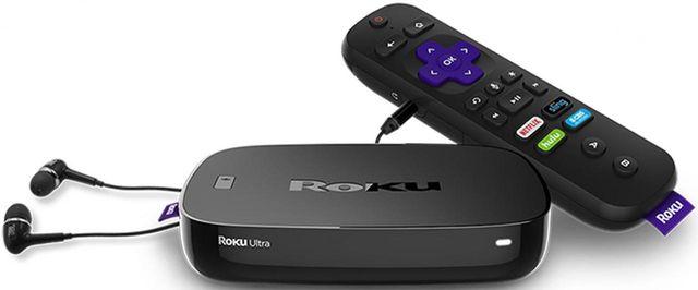Roku® Ultra HD/4K/HDR Streaming Media Player-4661R