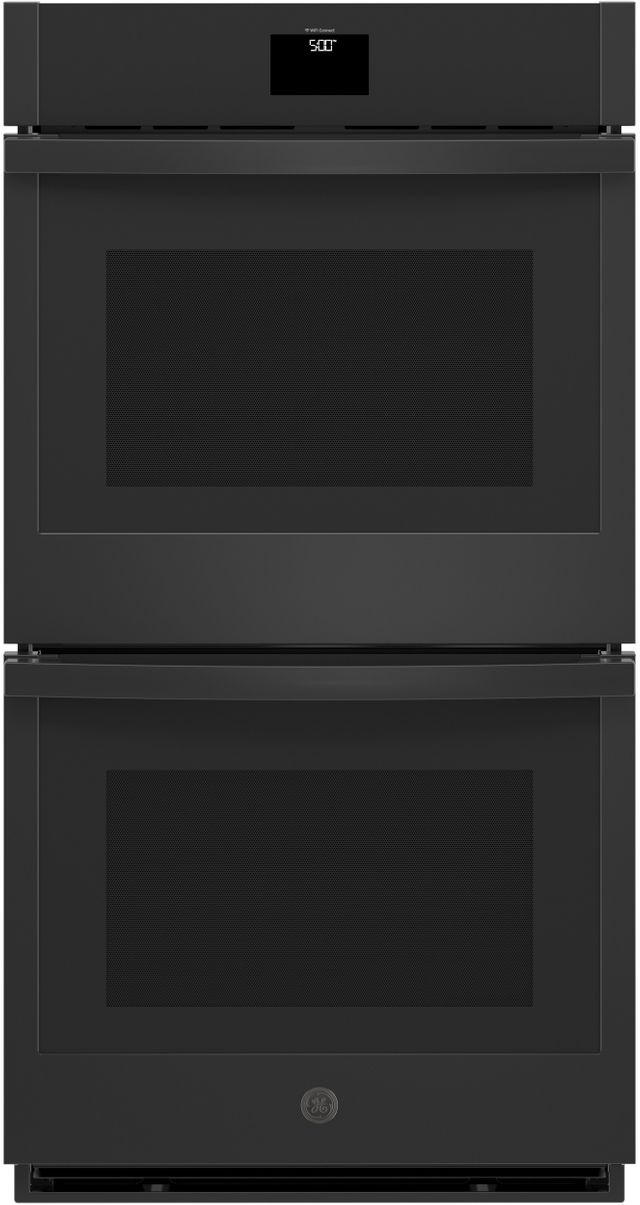 """GE® 27"""" Black Electric Double Oven Built In-JKD5000DNBB"""