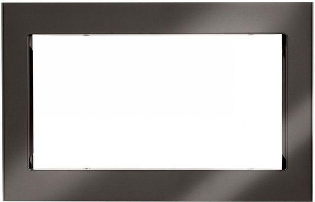 Ensemble d'encastrement pour four à micro-ondes de 30 po LG® - Acier inoxydable noir-MK2030NBD