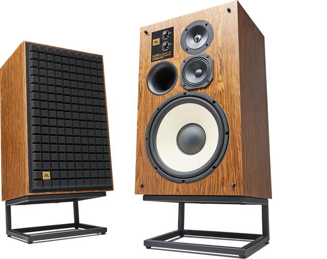 """JBL Synthesis® L100 Classic 75 Anniversary Edition 12"""" 3-Way Bookshelf Loudspeaker-JBLL100-75BLK"""