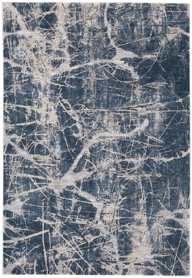 Signature Design by Ashley® Tullis Cream/Navy/Gray Large Rug-R404161